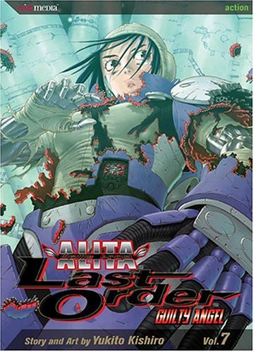 Battle Angel Alita : Last Order Vol. 7