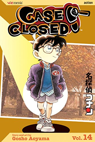 Case Closed, Vol. 14: The Magical Suicide: Gosho Aoyama