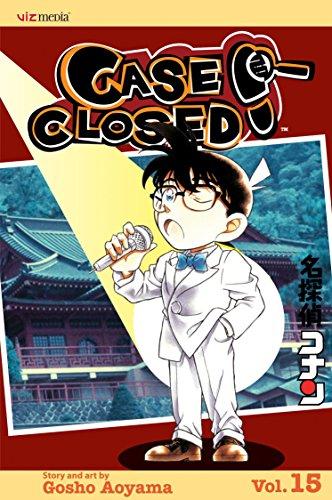 9781421504452: Case Closed, Vol. 15