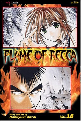 Flame of Recca, Vol. 18 (v. 18)