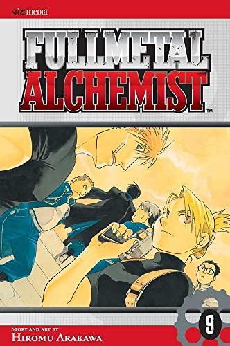 9781421504605: Fullmetal Alchemist, Vol. 9