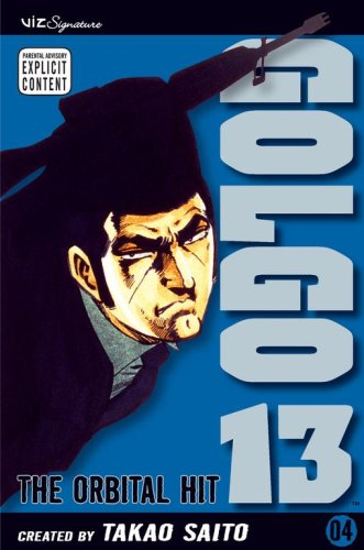 Golgo 13 Vol. 4: The Orbital Hit