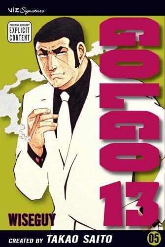 9781421504643: Golgo 13, Vol. 5