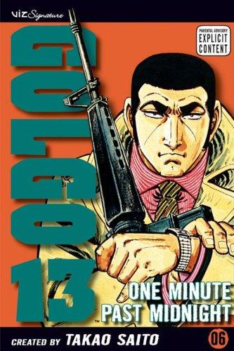 Golgo 13, Vol. 6: Saito, Takao