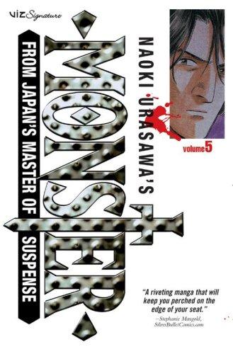 9781421504988: Naoki Urasawa's Monster, Vol. 5