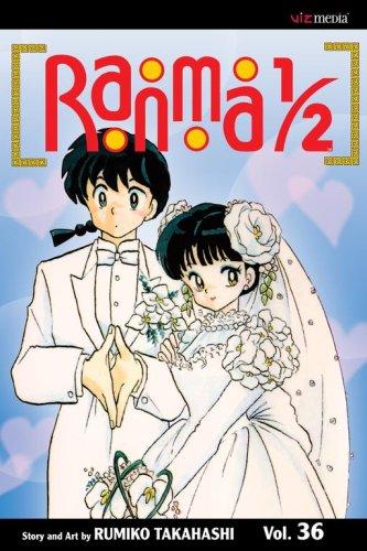 Ranma 1/2, Vol. 36: Takahashi, Rumiko