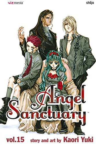 9781421505213: Angel Sanctuary, Vol. 15
