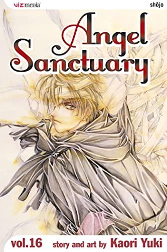 9781421505220: Angel Sanctuary, Vol. 16