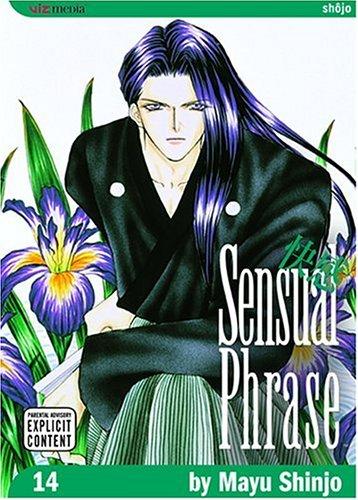9781421505596: Sensual Phrase, Vol. 14