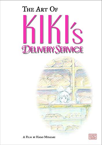 The Art of Kiki's Delivery Service: Miyazaki, Hayao