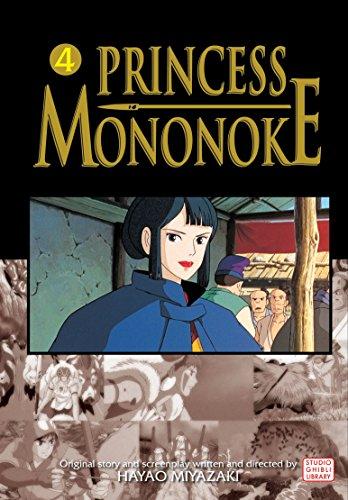 9781421506005: PRINCESS MONONOKE FILM COMIC GN VOL 04: v. 4