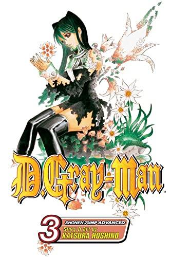 9781421506258: D.Gray-Man, Vol. 3
