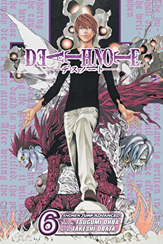 9781421506272: Death Note, Vol. 6