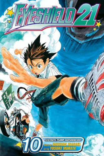 9781421506395: Eyeshield 21, Volume 10