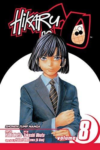 9781421506425: Hikaru no Go, Vol. 8