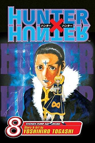 9781421506432: Hunter X Hunter, Vol. 8