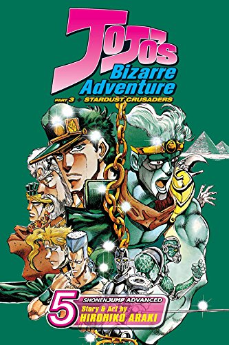9781421506548: Jojo's Bizarre Adventure, Volume 5