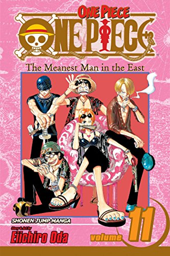 9781421506630: ONE PIECE GN VOL 11 (CURR PTG) (C: 1-0-0): v. 11