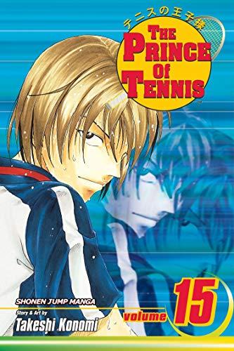 The Prince of Tennis, Vol. 15: Takeshi Konomi