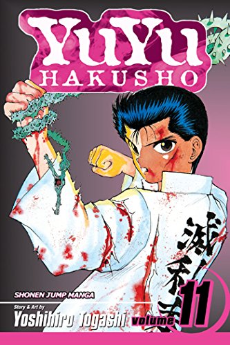 9781421506968: YuYu Hakusho, Volume 11 (Yuyu Hakusho (Graphic Novels))