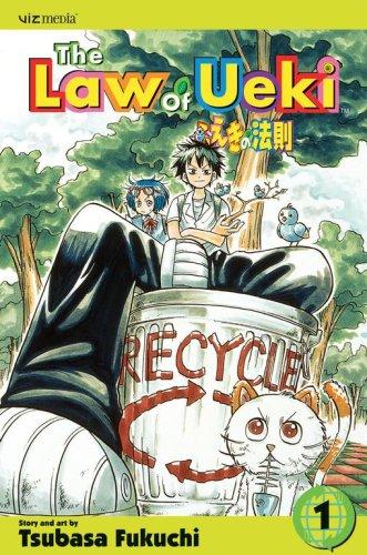 9781421507163: The Law of Ueki, Vol. 1