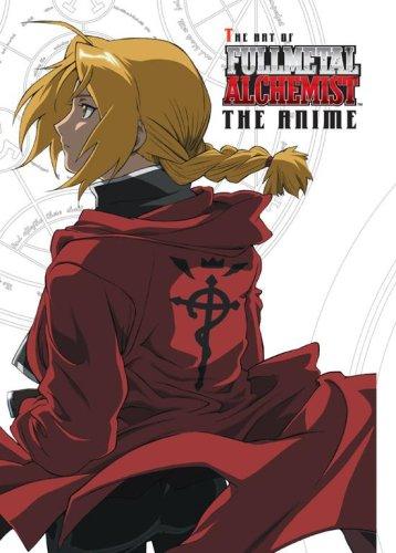 9781421507668: The Art of Fullmetal Alchemist: The Anime