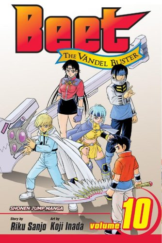 Beet the Vandel Buster, vol. 10