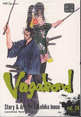 9781421508276: Vagabond, Vol. 24