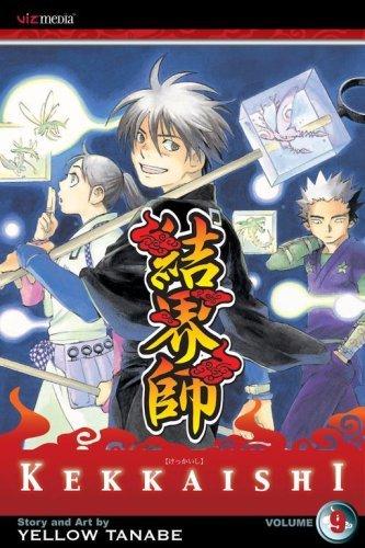 9781421508290: Kekkaishi, Vol. 9