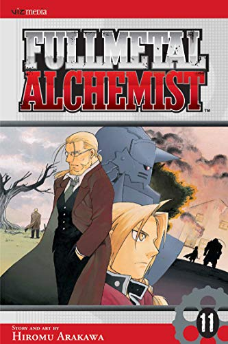 9781421508382: Fullmetal Alchemist, Vol. 11