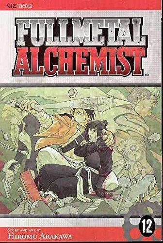 9781421508399: Fullmetal Alchemist 12
