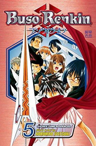 Buso Renkin, Vol. 5 (v. 5): Watsuki, Nobuhiro