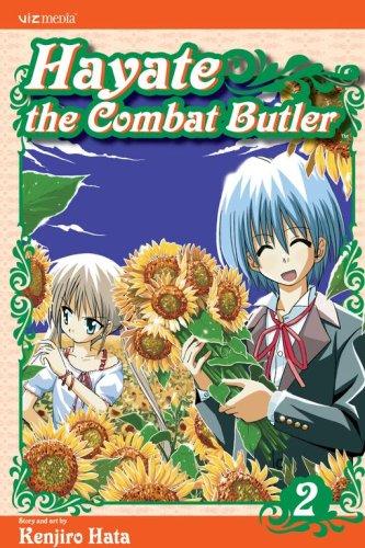 9781421508528: Hayate the Combat Butler, Vol. 2