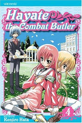 9781421508542: Hayate The Combat Butler, Volume 4