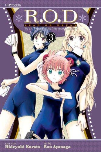 R.O.D: Read or Dream, Vol. 3: Hideyuki Kurata