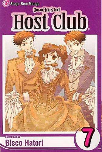 9781421508641: Ouran High School Host Club, Vol. 7