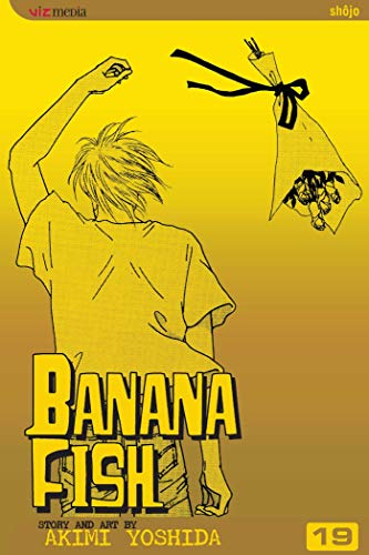 9781421508771: Banana Fish, Vol. 19
