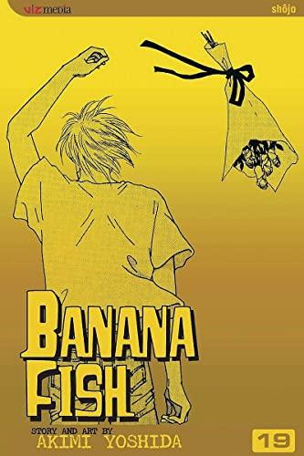 9781421508771: Banana Fish, Vol. 19