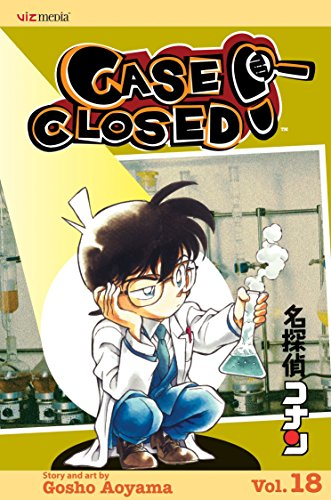 Case Closed, Vol. 18