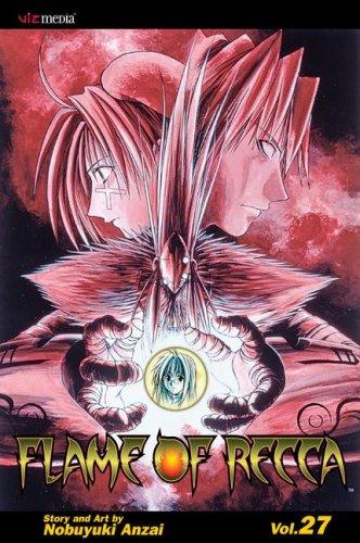 9781421508986: Flame of Recca, Vol. 27