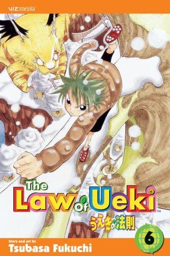 9781421509129: The Law of Ueki, Vol. 6