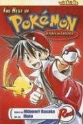9781421509280: POKÉMON: Best of Pokemon Adventures: Red