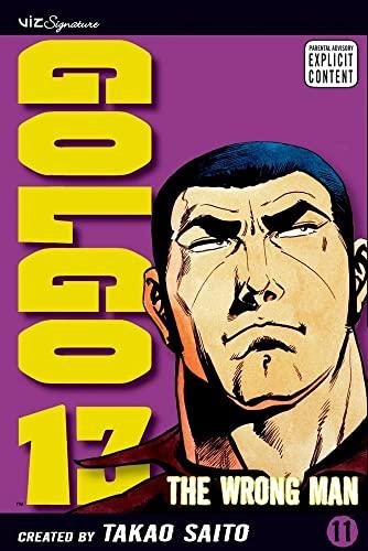 Golgo 13, Vol. 11: Saito, Takao