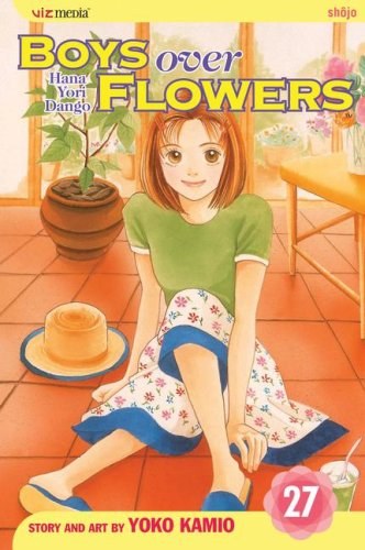 Boys Over Flowers Vol. 27 (Boys Over Flowers): Kamio, Yoko; Robertson, Ian