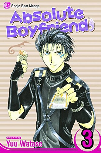 9781421510033: Absolute Boyfriend Volume 3: v. 3