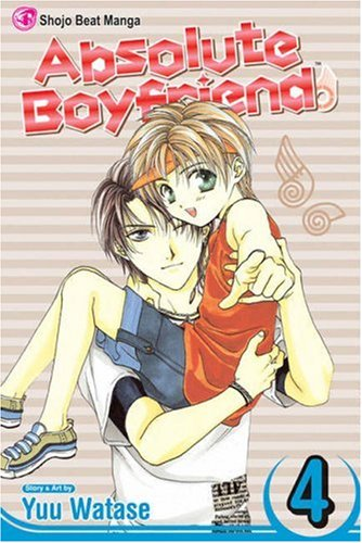 9781421510040: Absolute Boyfriend, Vol. 2: v. 4