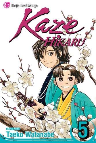 9781421510187: Kaze Hikaru, Vol. 5