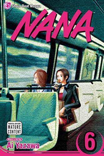 9781421510200: Nana, Vol. 6 (v. 6)