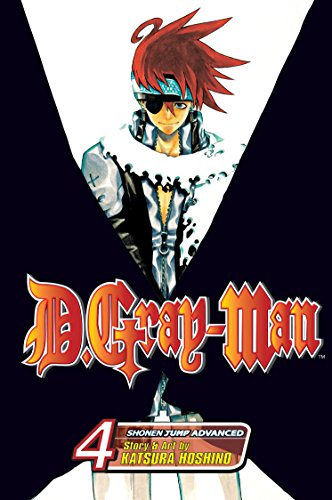 9781421510521: D.Gray-Man, Vol. 4