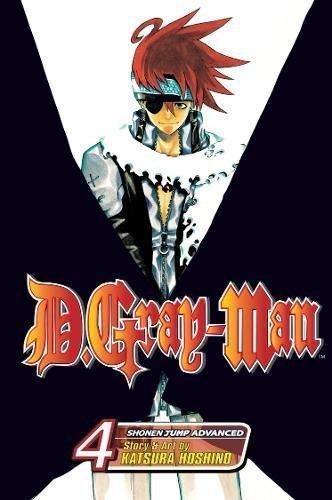 9781421510521: D.Gray-Man, Vol. 4